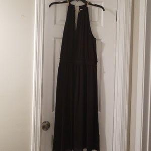 Michael Kors Gold Chain Neck dress